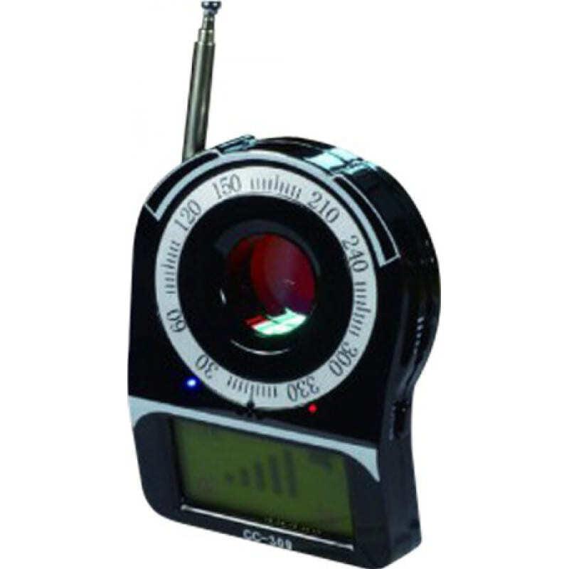 53,95 € Free Shipping | Signal Detectors Full band Anti-Spy detector. Hidden camera detector