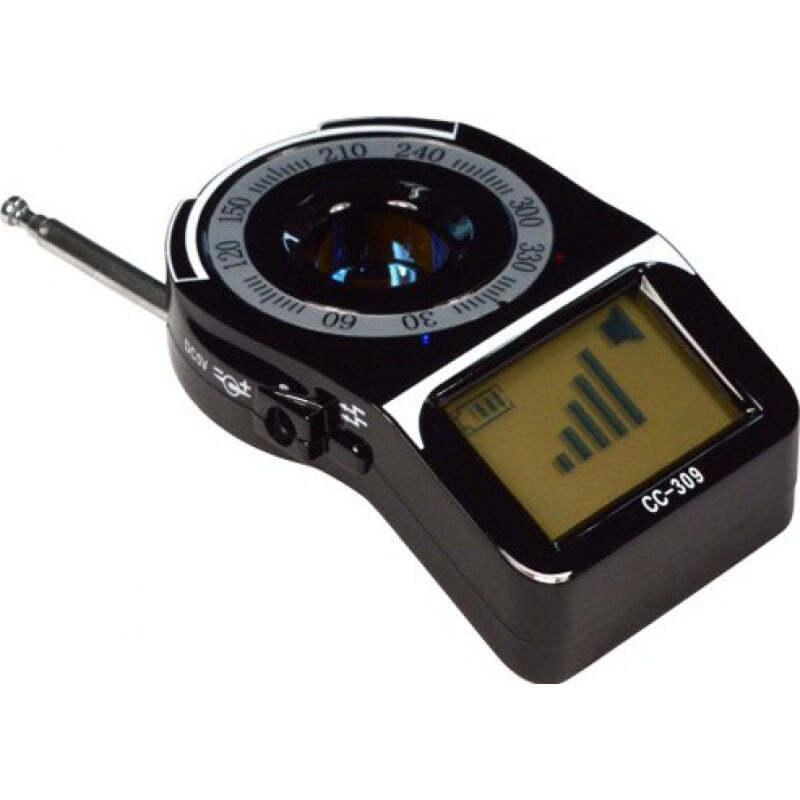 53,95 € Бесплатная доставка | Сигнальные Полнополосный детектор Anti-Spy. Детектор скрытой камеры