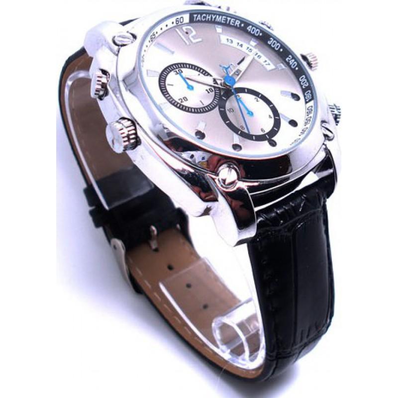 49,95 € Envoi gratuit | Montres à Bracelet Espion Montre d'espionnage. Haute définition. Caméra de vision nocturne infrarouge 8 Gb