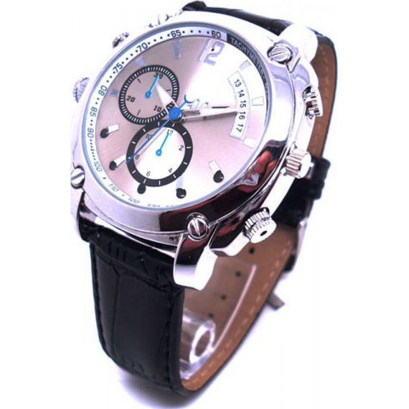 49,95 € Free Shipping   Watch Hidden Cameras Spy watch. High definition. IR Infrared night vision camera 8 Gb