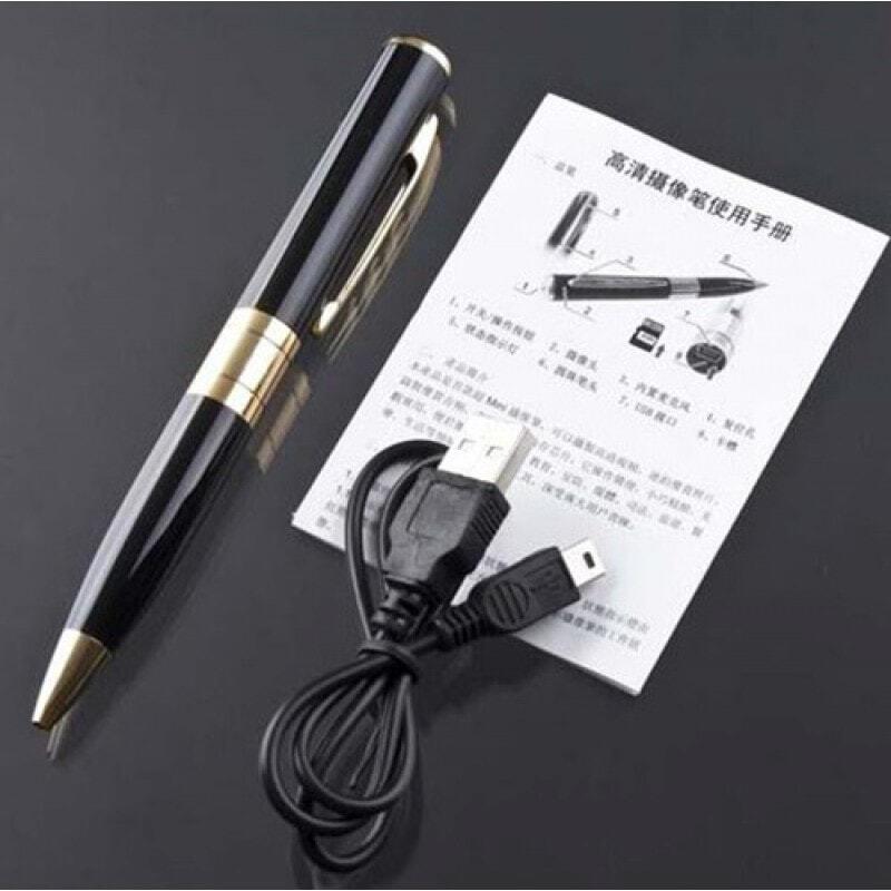 26,95 € Kostenloser Versand   Stift mit Versteckter Kamera Spion Stift. Versteckte Kamera. Digitaler Videorecorder (DVR). Camcorder ausspionieren. 30 FPS 480P HD