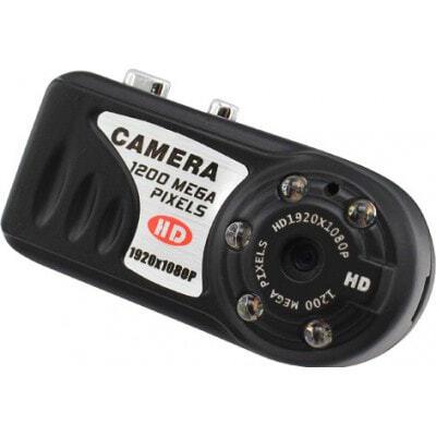 Микро шпионская камера. Цифровой видеорегистратор (DVR). Шпионская видеокамера. 30 кадров в секунду 1080P Full HD