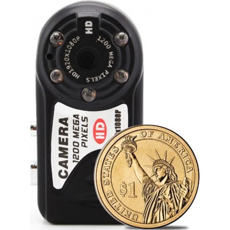 38,95 € Free Shipping | Other Hidden Cameras Micro spy camera. Digital video recorder (DVR). Spy camcorder. 30 FPS 1080P Full HD
