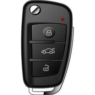 44,95 € Envoi gratuit | Clés Espion Mini enregistreur vidéo numérique de clé de voiture. Caméra espion. Caméscope DVR caché. Fente TF 1080P Full HD