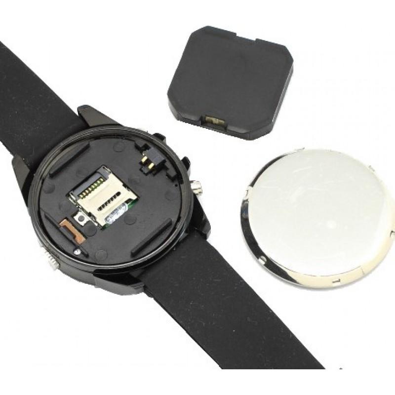 Montres à Bracelet Espion Montre caméra espion. Enregistreur vidéo numérique (DVR). Batterie 500mA. Vision nocturne automatique IR. Fente pour carte tf 720P HD