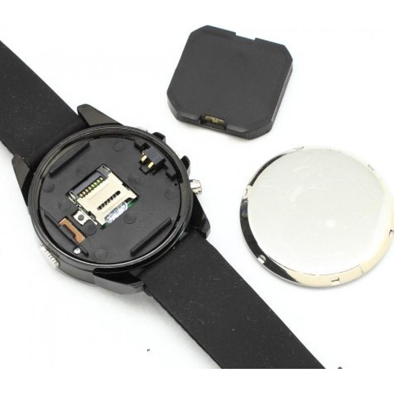 Armbanduhren mit versteckten Kameras Spion Kamera zu sehen. Digitaler Videorecorder (DVR). 500mA Batterie. Automatische IR-Nachtsicht. TF-Karten-Slot 720P HD