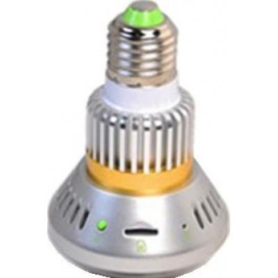 97,95 € Free Shipping | Other Hidden Cameras 1/4 CMOS sensor. Night visible bulb. CCTV Camera. SD Card Slot. Remote Control