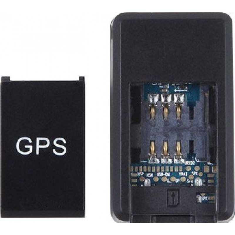 35,95 € Free Shipping | Signal Detectors Mini signal tracker. GSM/GPRS/GPS tracking. Real-time monitoring. Hidden voice recorder