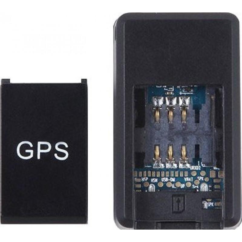 35,95 € Бесплатная доставка | Сигнальные Мини-трекер сигналов. GSM / GPRS / GPS слежение. Мониторинг в реальном времени. Скрытый диктофон