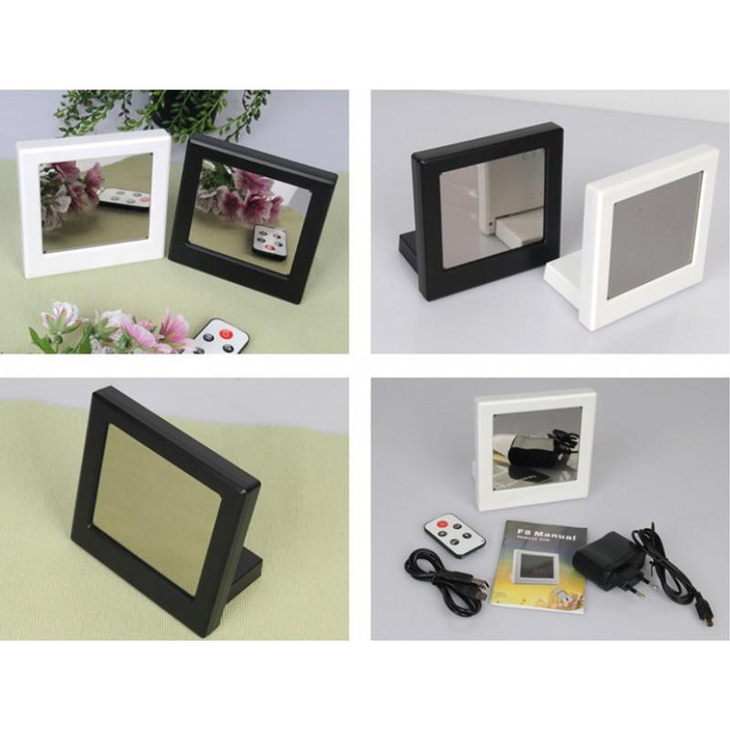 Andere versteckte Kameras Überwachungskamera für zu Hause. Spiegel Uhr Spion versteckte Kamera. Lochkamera CMOS. Digitaler Videorecorder (DVR). HD Kamera 1080P Full HD