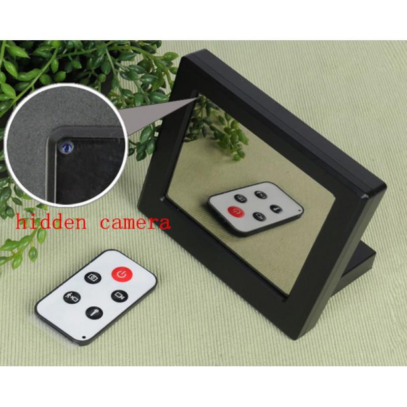 Other Hidden Cameras Home security camera. Mirror clock spy hidden camera. Pinhole CMOS Camera. Digital video recorder (DVR). HD Camera 1080P Full HD