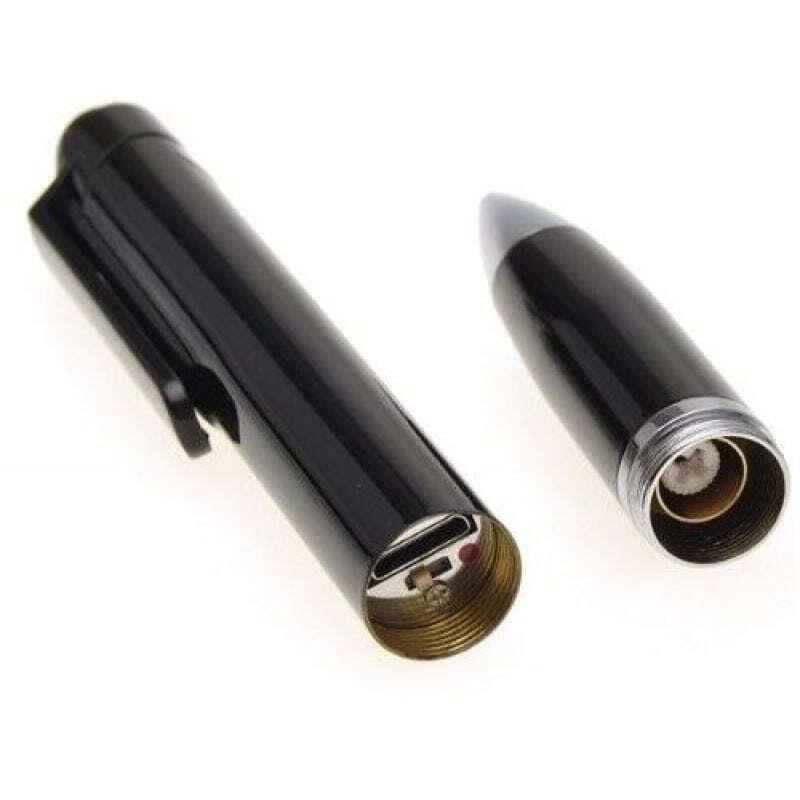 Signalmelder Tragbarer Stift geformt. Hohe Qualität. Digital Voice Recorder. MP3-Player 8 Gb