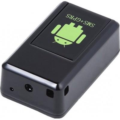 36,95 € Бесплатная доставка | Сигнальные Quad Band 3 в 1 устройстве. Перезвоните шпионский аудио детектор. Детектор скрытой камеры. GPS трекер