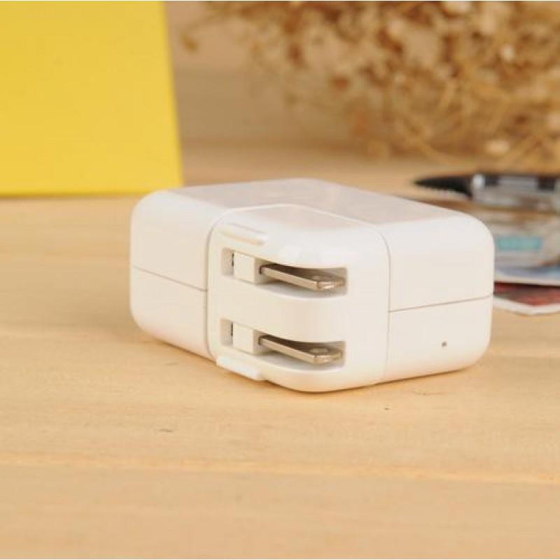 45,95 € Envoi gratuit | Autres Caméras Espion Caméra adaptateur chargeur espion. Mini caméra cachée. Enregistreur vidéo numérique (DVR). US / EU / UK Plug caméra espion charg 1080P Full HD