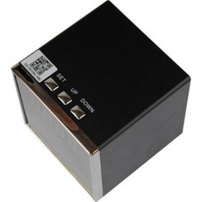 Security alarm clock hidden camera. Spy clock camera. Remote control. WiFi. Support Andoid/IOS/H264 1080P Full HD