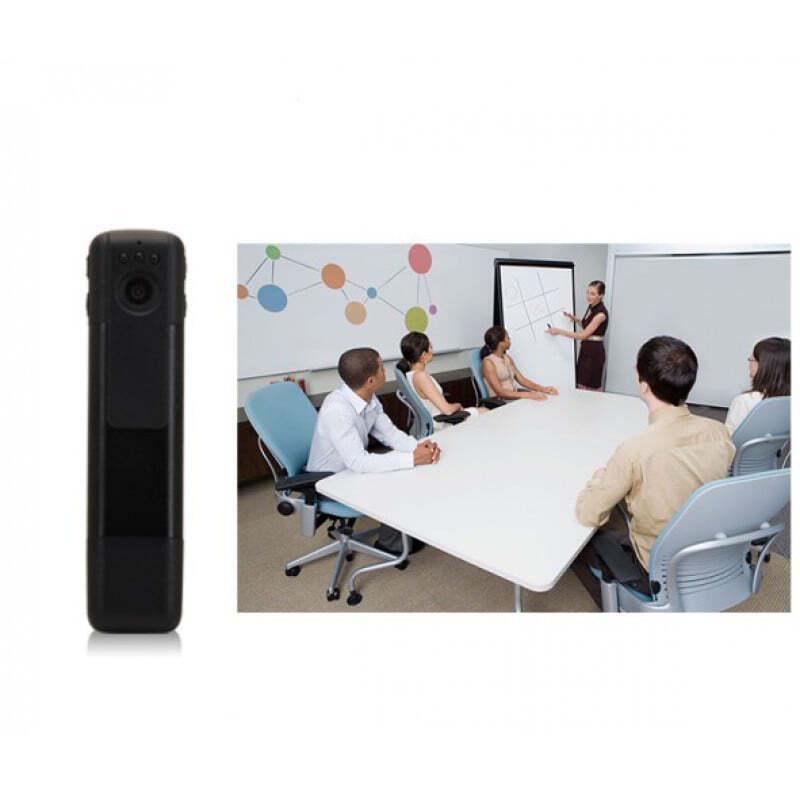 Bolígrafos Espía pluma espía cámara oculta. Grabador de video digital (DVR). Mini videocámara Pen. H264 / WiFi 1080P Full HD