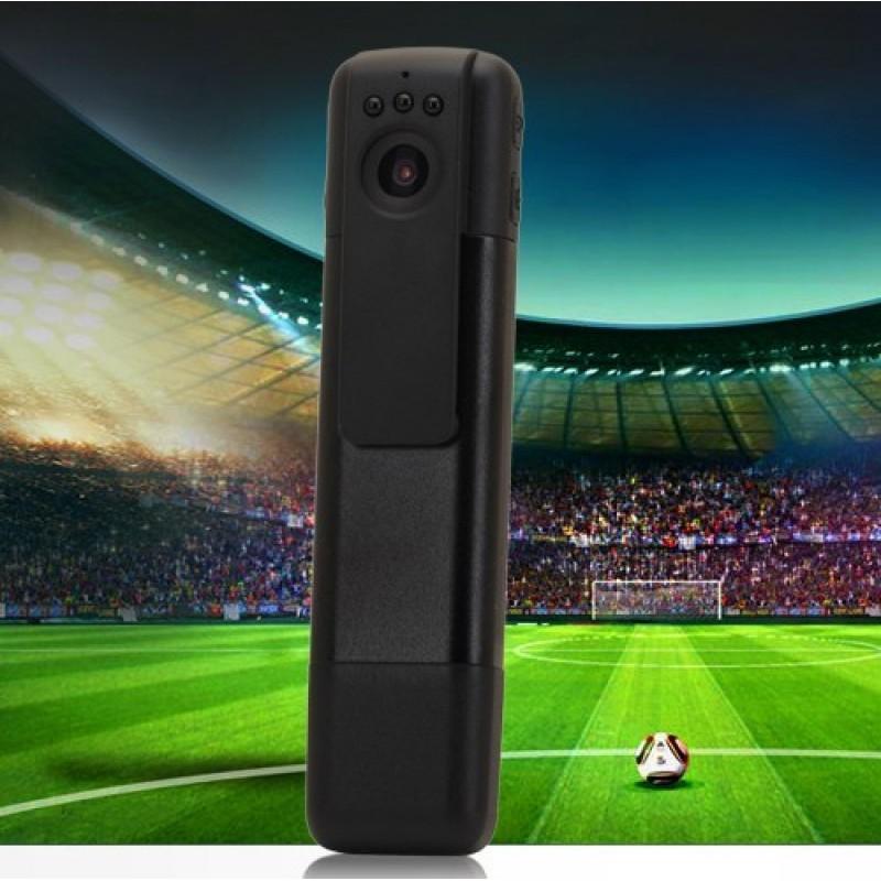 笔隐藏的相机 间谍笔隐藏的相机。数字录像机(DVR)。笔迷你摄像机。 H264 /无线网络 1080P Full HD
