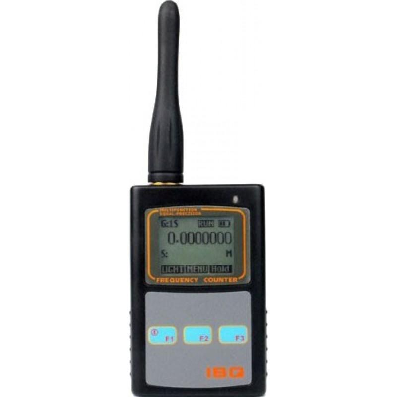 69,95 € Бесплатная доставка | Сигнальные Портативный антишпионский беспроводной детектор. Частотомер