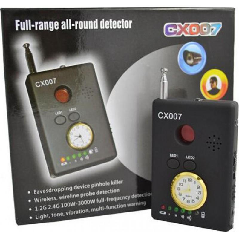 35,95 € Envoi gratuit | Détecteurs de Signal Détecteur de caméra anti-espion. Gamme complète tout autour. Recherche de signal laser sans fil. Détecteur de caméra cachée
