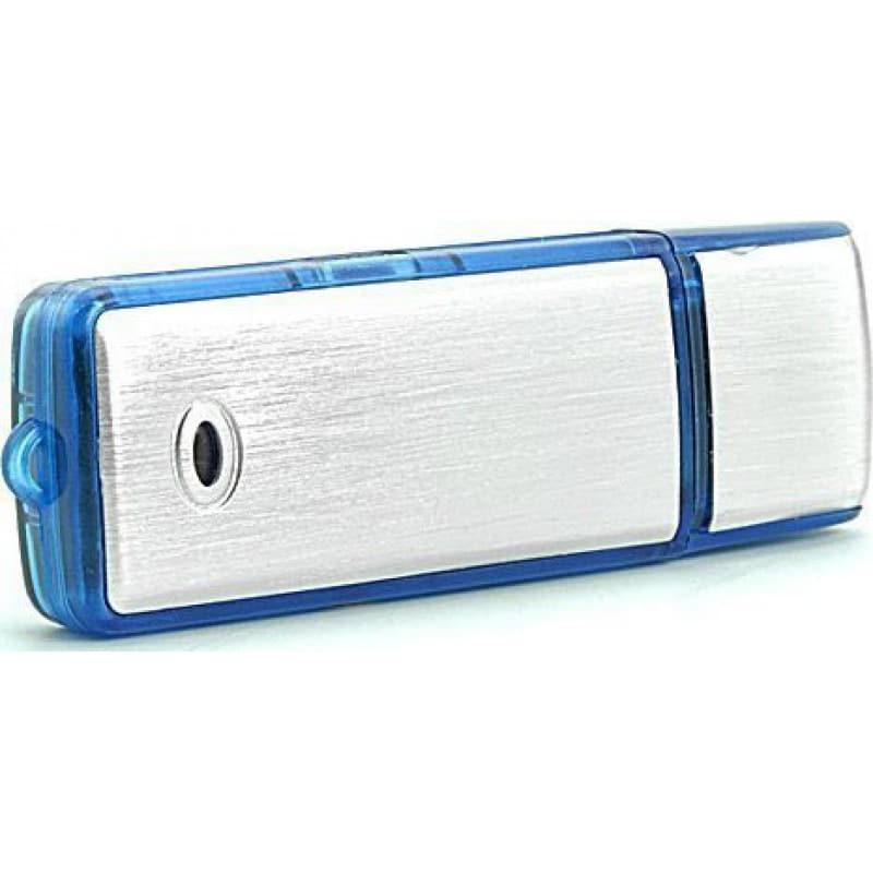 Détecteurs de Signal Enregistreur vocal caché sur clé USB. Enregistreur audio numérique 8 Gb