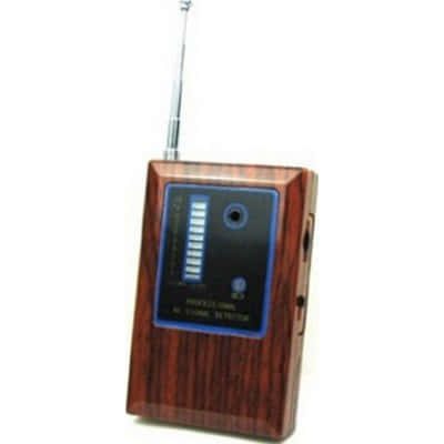 Signal Detectors Super sensitive 10 LED wooden signal detector. Hidden detector for Spy camera/Mobile Phone/Earphone/Walkie Talkies