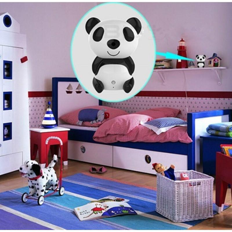 Autres Caméras Espion Caméra cachée en forme de jouet. Angle de vue de 70 degrés. Vision nocturne IR. H264 / WiFi. Caméra espion cachée. Compatible av 720P HD