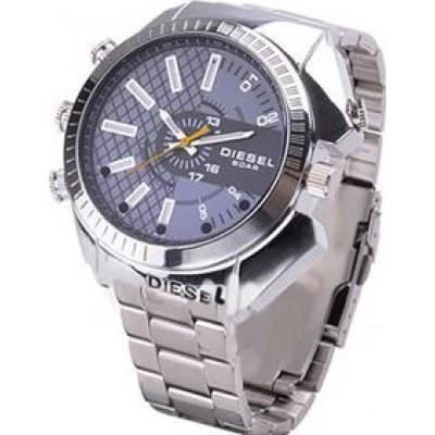 46,95 € Бесплатная доставка | Шпионские наручные часы Шпионские часы. Скрытая камера. ИК инфракрасное ночное видение. Водонепроницаемый 8 Gb 1080P Full HD