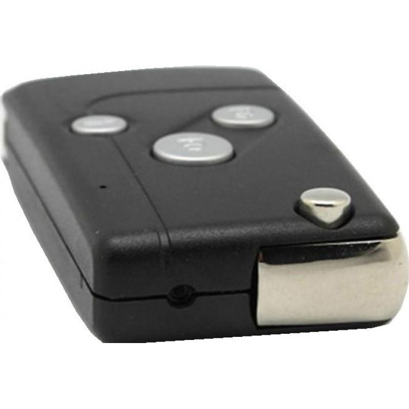 Car Key Hidden Cameras Universal car key hidden camera. Hidden video recorder (DVR). IR vision. Motion detection 1080P Full HD