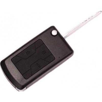 Caméra espion clé de voiture. Détection de mouvement. Enregistreur vidéo numérique caché (DVR). HDMI 720P HD