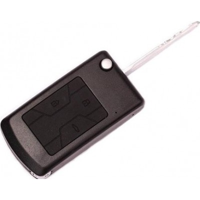 Touches Espion Caméra espion clé de voiture. Détection de mouvement. Enregistreur vidéo numérique caché (DVR). HDMI 720P HD