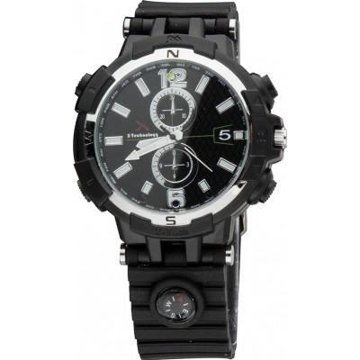 75,95 € Kostenloser Versand | Armbanduhren mit versteckten Kameras WiFi Spy Watch. Kontrolliert und gesehen von Ihrem Handy. Versteckte Kamera. IR Nachtsicht. Bewegungserkennung 720P HD