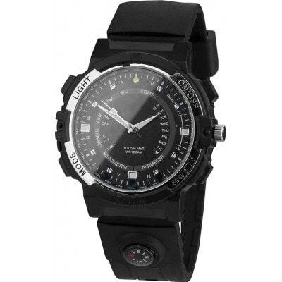 72,95 € Kostenloser Versand | Armbanduhren mit versteckten Kameras WiFi Spy Watch. Kontrolliert und gesehen von Ihrem Handy. Versteckte Kamera. IR Nachtsicht. Bewegungserkennung 720P HD