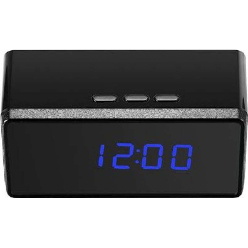 Clock Hidden Cameras Hidden clock camera. Big capacity battery. IR Night vision 1080P Full HD