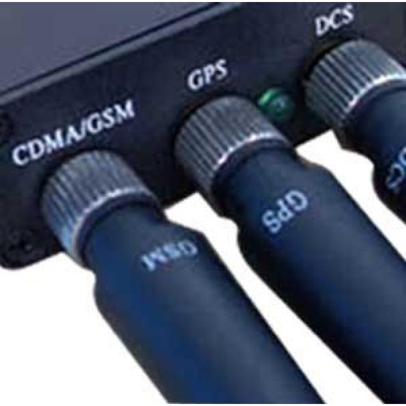 23,95 € Envoi gratuit | Bloqueurs de Téléphones Mobiles Bloqueur de signal GPS 10m