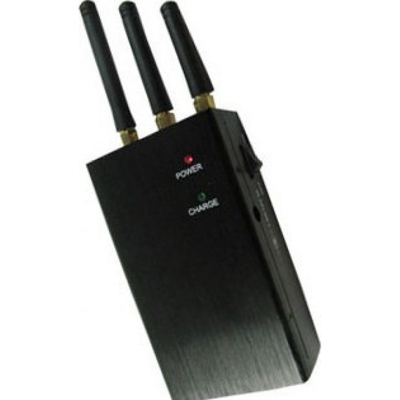 47,95 € Envío gratis   Bloqueadores de Teléfono Móvil Bloqueador de señal portátil de alta potencia GPS GSM Portable