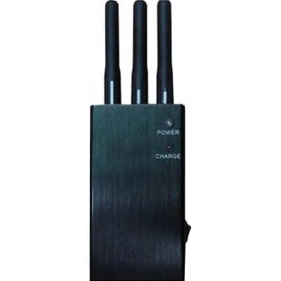 5 Bänder. Tragbarer Signalblocker GPS