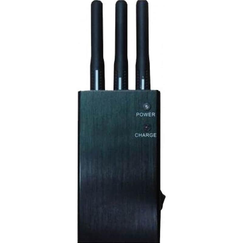 49,95 € Kostenloser Versand | Handy-Störsender 5 Bänder. Tragbarer Signalblocker GPS Portable