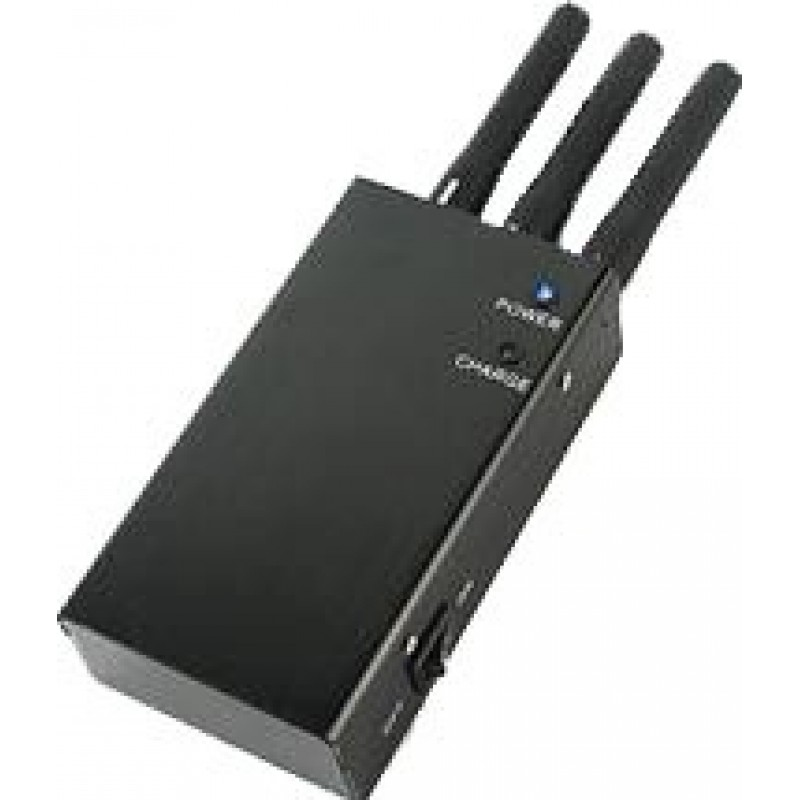 49,95 € Free Shipping | Cell Phone Jammers 5 Bands. Portable signal blocker GPS Portable