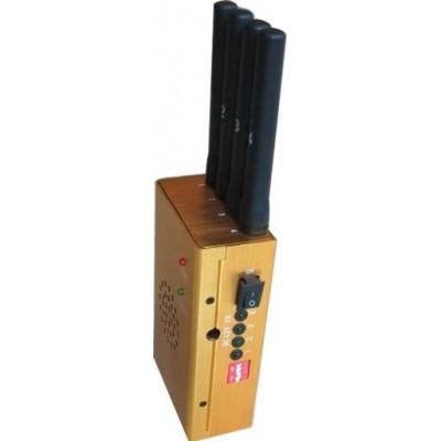 Мощный портативный блокатор сигналов GPS