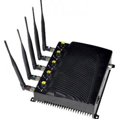 Adjustable signal blocker GPS