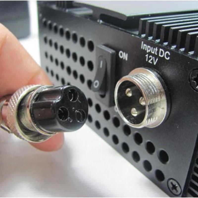 114,95 € Бесплатная доставка | Блокаторы мобильных телефонов Блокатор сигналов высокой мощности. 6 антенн GPS 3G