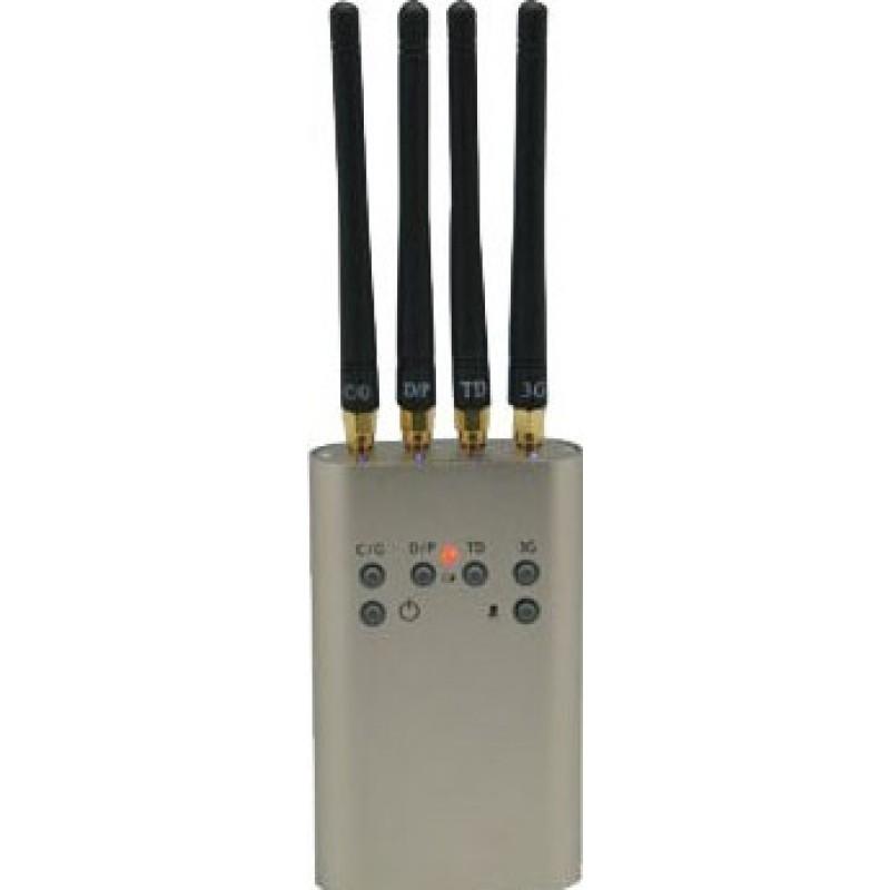 99,95 € Бесплатная доставка | Блокаторы мобильных телефонов Мини-блокатор сигналов Cell phone GSM