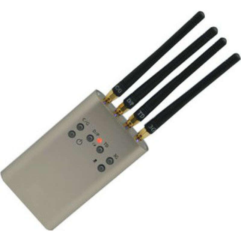 99,95 € Envoi gratuit | Bloqueurs de Téléphones Mobiles Mini bloqueur de signal Cell phone GSM