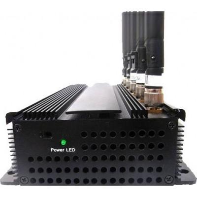 bloqueador de señal de 6 antenas GPS