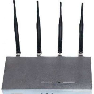 Bloqueur de signal sans fil télécommandé Cell phone