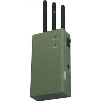 High power mini portable signal blocker Cell phone