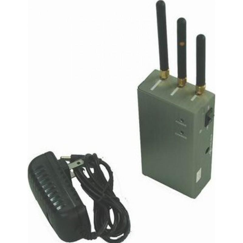 47,95 € Kostenloser Versand | Handy-Störsender Tragbarer Mini-Signalblocker mit hoher Leistung Cell phone Portable