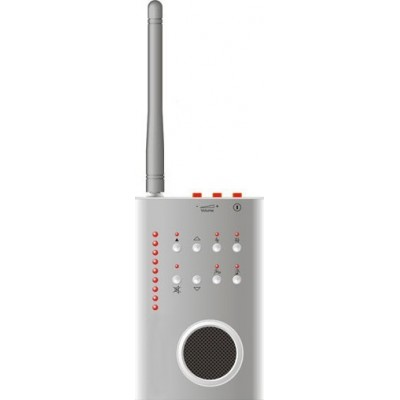 Funkfrequenzdetektor. Anti-Spion-Detektor