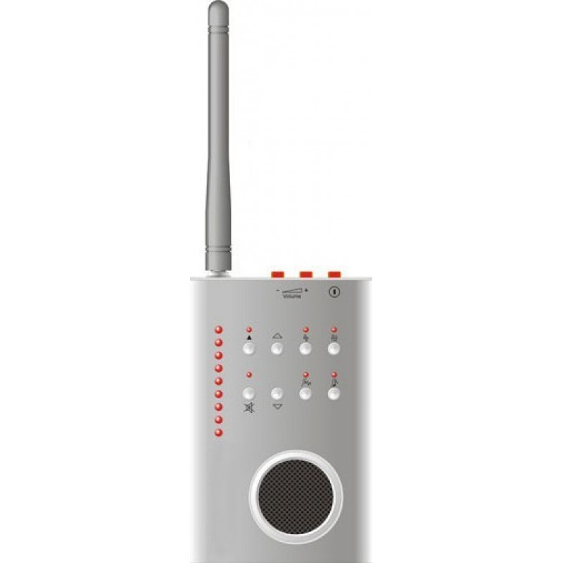 186,95 € Kostenloser Versand | Signalmelder Funkfrequenzdetektor. Anti-Spion-Detektor