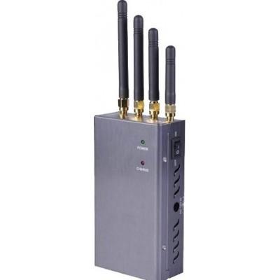 Портативный блокировщик видео и аудио сигналов Audio